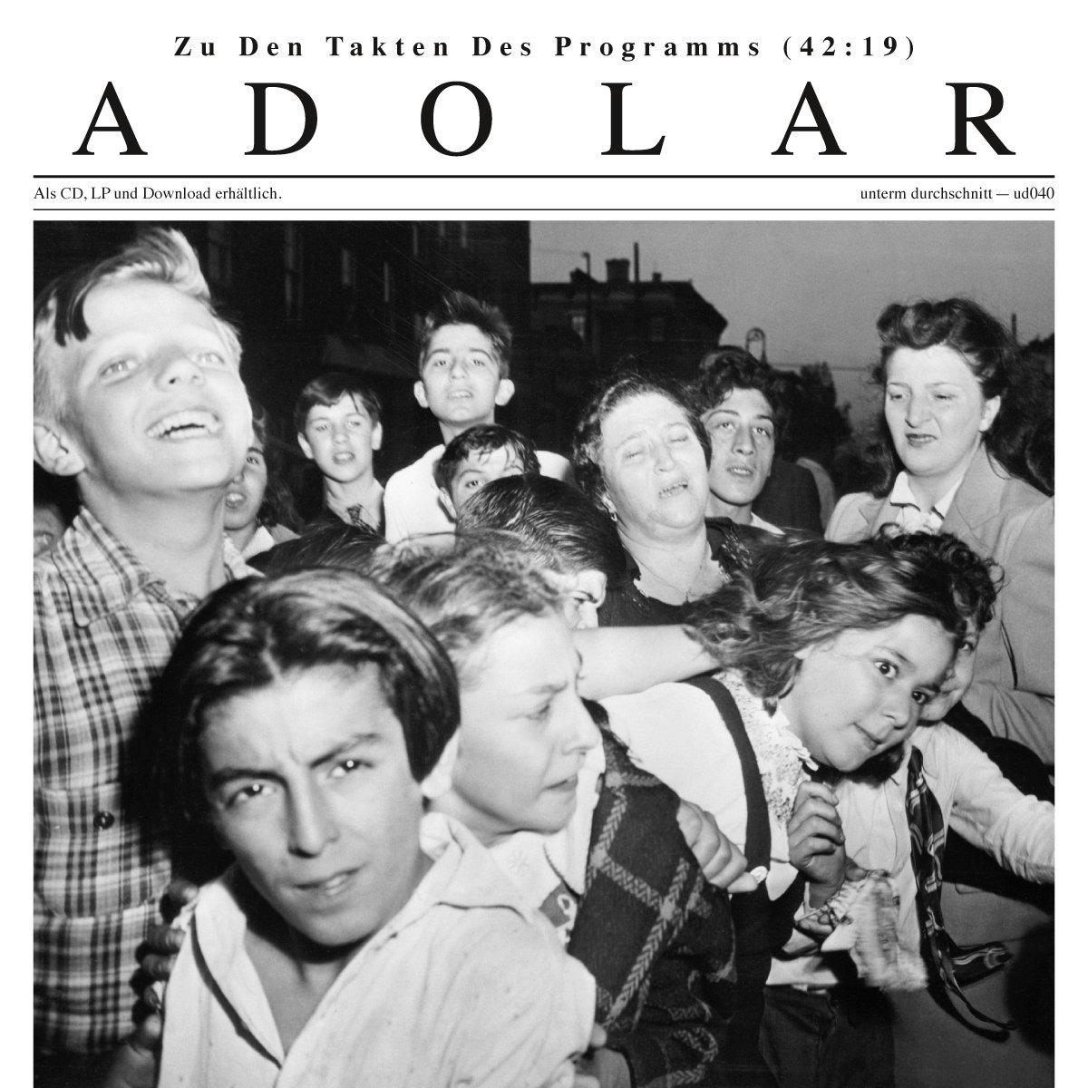 Adolar | Zu den Takten des Programms