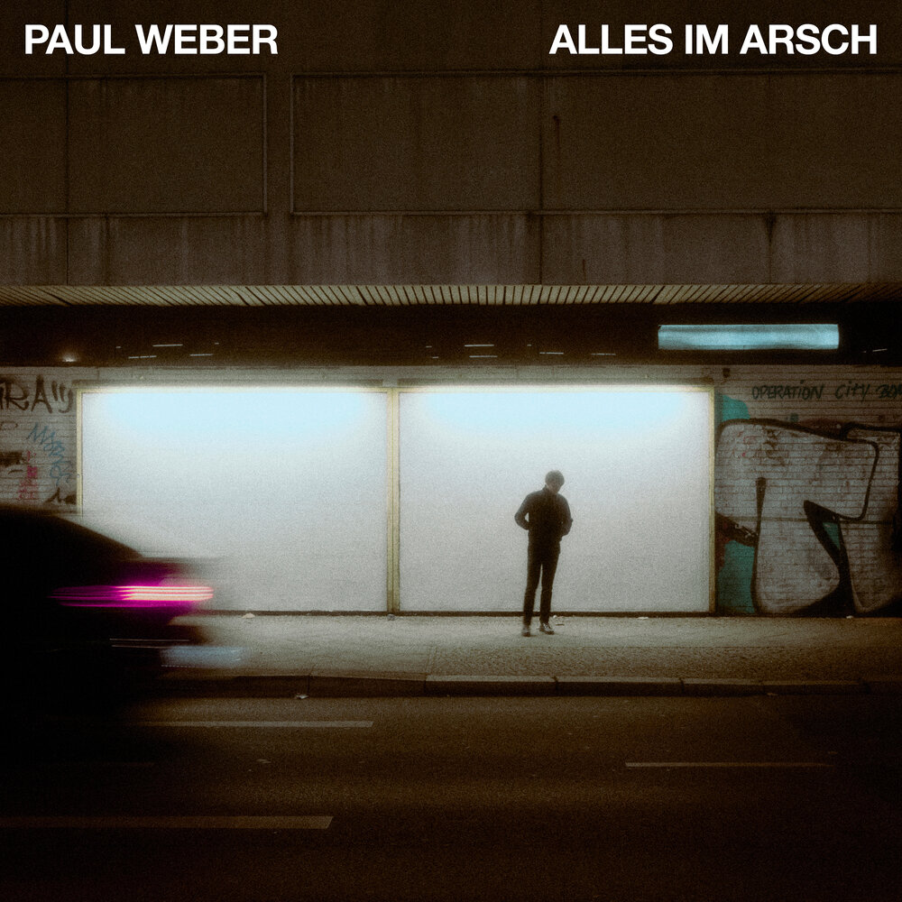 Paul Weber   Alles im Arsch